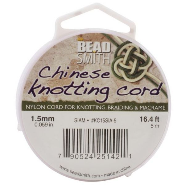 Chinese Knotting Cord 1.5mmX16.4'