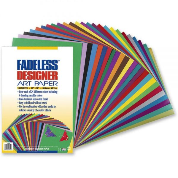 Pacon Fadeless Designer Assortment