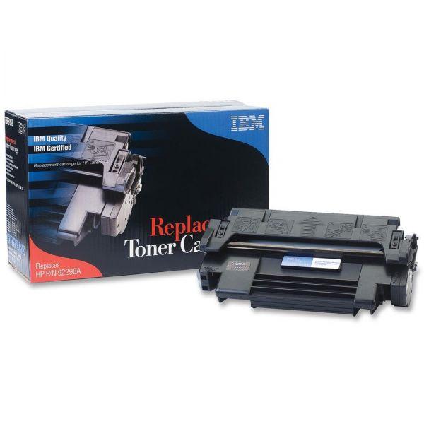 IBM Remanufactured HP 92298A Black Toner Cartridge