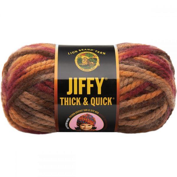 Lion Brand Jiffy Thick & Quick Yarn