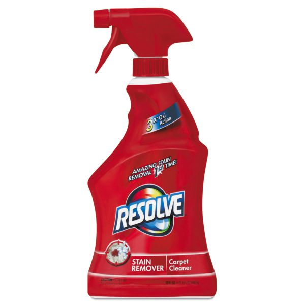 RESOLVE Triple Oxi Advanced Trigger Carpet Cleaner