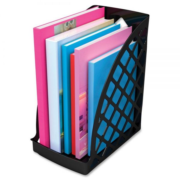 deflecto Recycled Plastic Magazine Files