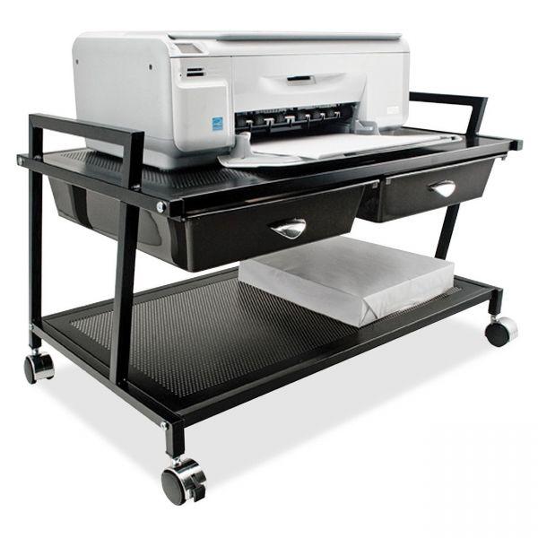 Vertiflex Underdesk Machine Stand with Drawers