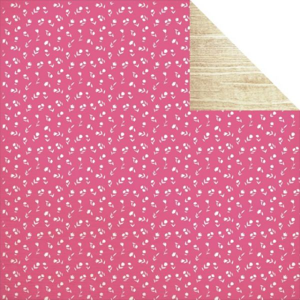 "Happy Snaps Double-Sided Cardstock 12""X12"""