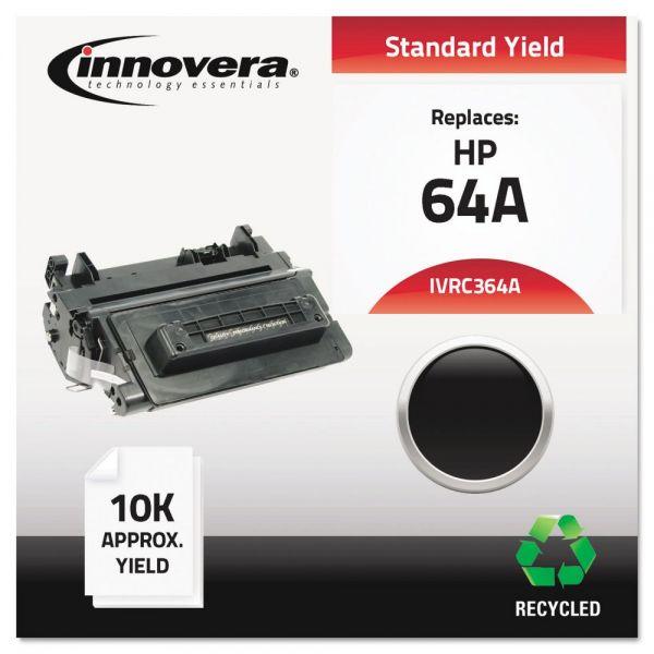 Innovera Remanufactured HP 64A (CC364A) Toner Cartridge