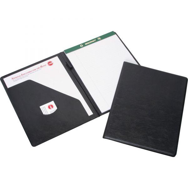 SKILCRAFT Economy Note Pad Binder