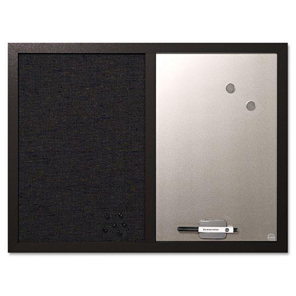 MasterVision Combo Bulletin/Dry Erase Board