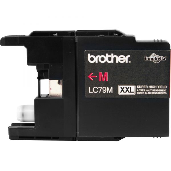 Brother LC79M Magenta Super High Yield Ink Cartridge