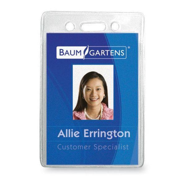 Baumgartens ID Badge Holders