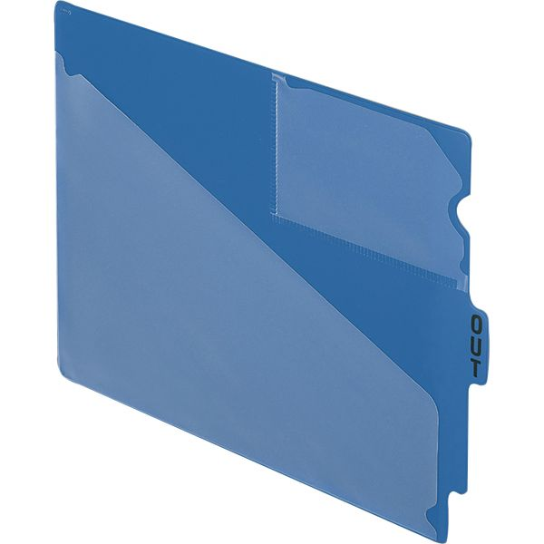 """Esselte Recycled End Tab """"Out"""" File Guides"""
