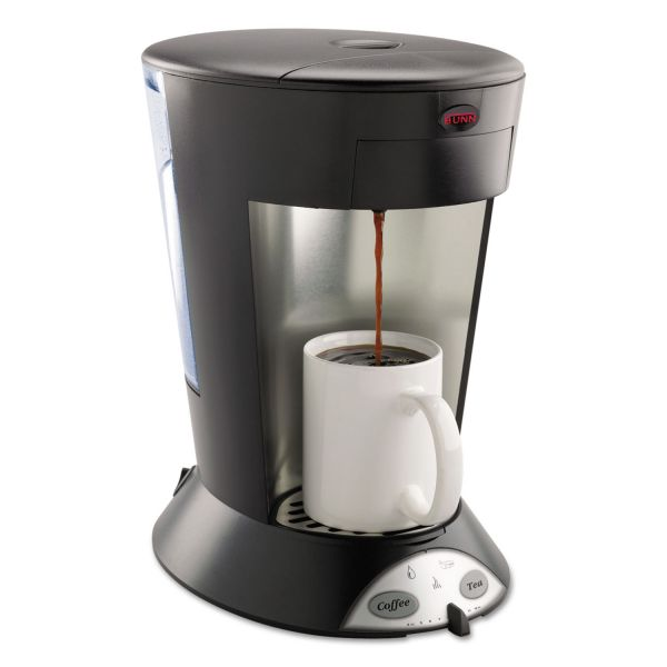 BUNN My Cafe Pourover Commercial Grade Coffee/Tea Pod Brewer