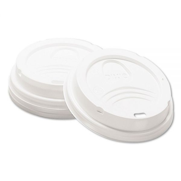 Dixie Perfect Touch Hot Cup Lids
