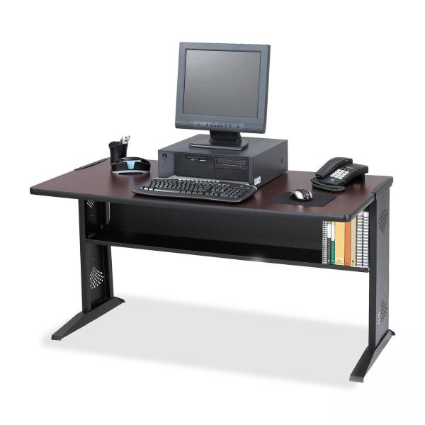 Safco Reversible Top Computer Desk
