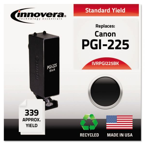 Innovera Remanufactured Canon PGI-225 Ink Cartridge