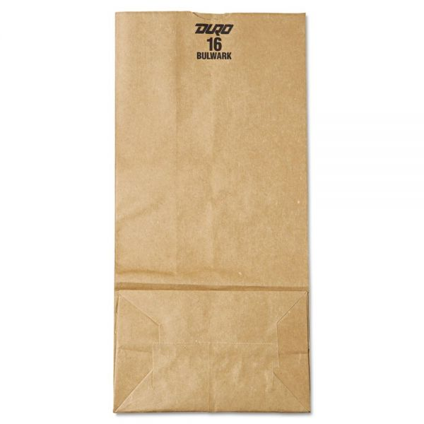 General #16 Extra Heavy-Duty Brown Paper Grocery Bags