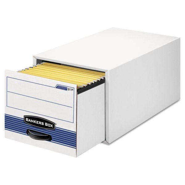 Bankers Box Stor/Drawer Steel Plus Heavy Duty Storage Drawers