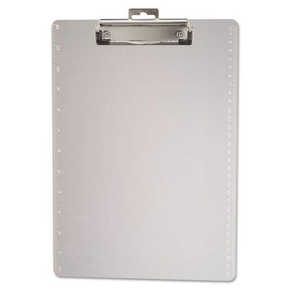 Officemate Clear Plastic Clipboard