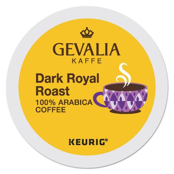 Gevalia Kaffee Dark Royal Roast K-Cups