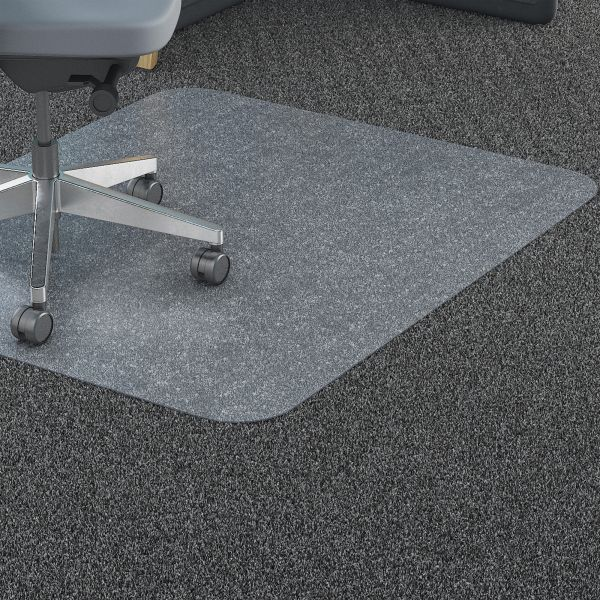 Lorell Carpet & Hard Floor Chair Mat