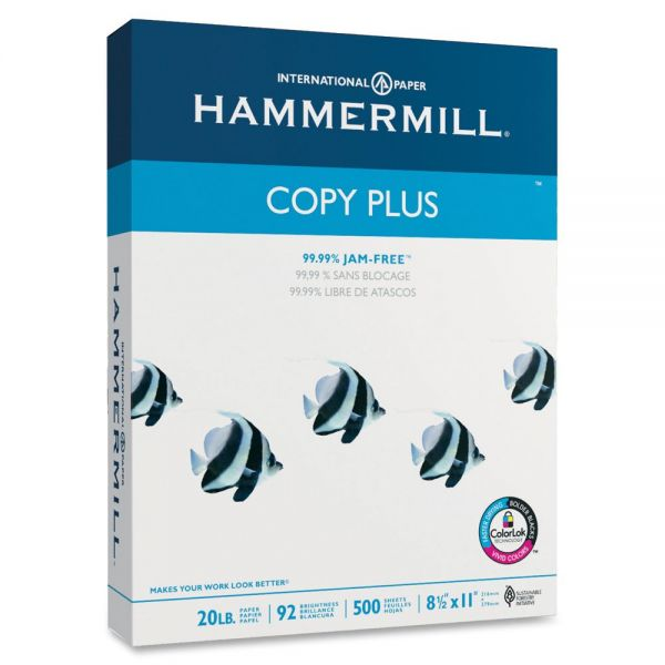 Hammermill Copy Plus Copy & Multipurpose Paper