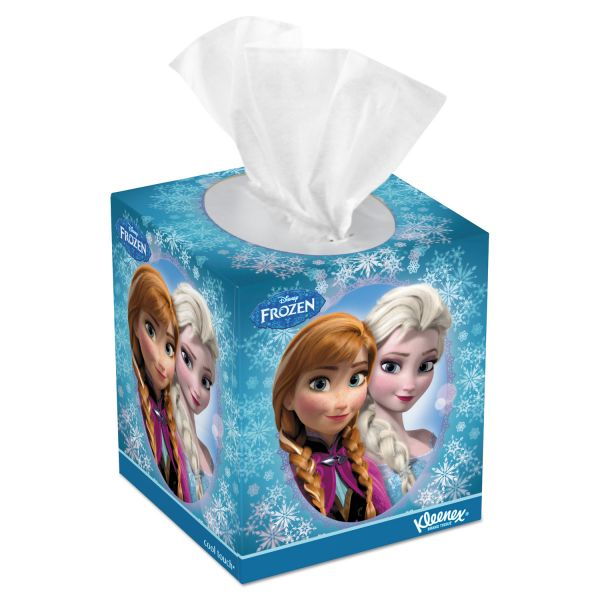 Kleenex Cool Touch 2-Ply Facial Tissues