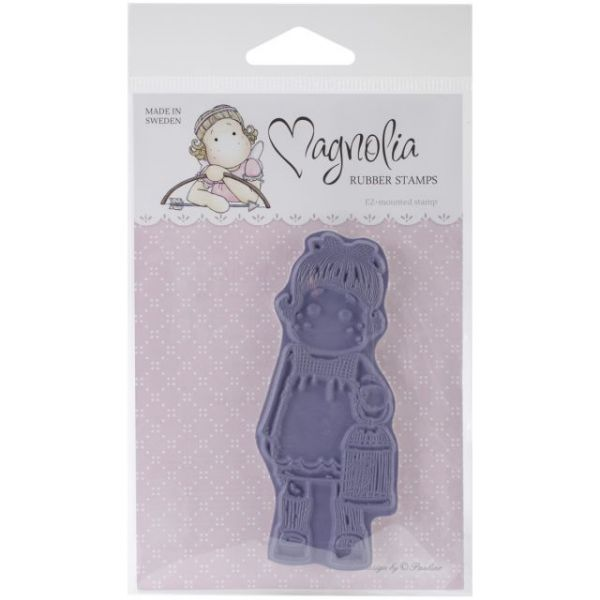"Tilda & Edwin's Animals Cling Stamp 6.5""X3.5"" Package"