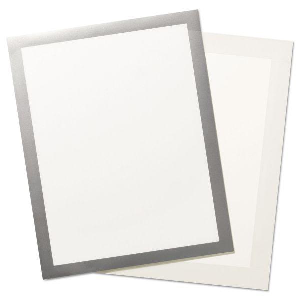 Durable Duraframe Grip Letter Textile Frame