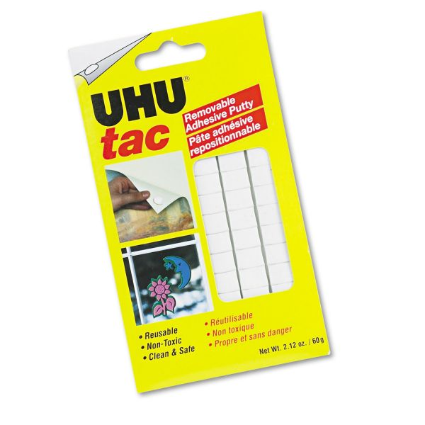 UHU Tac Removable Adhesive Putty