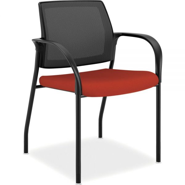 HON Ignition Series Multi-Purpose Mesh Back Stacking Chair