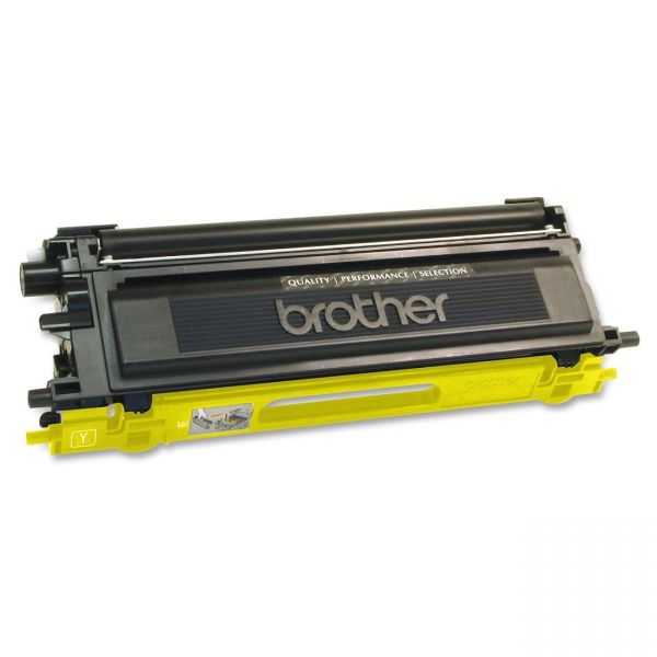 West Point Products Remanufactured Brother TN-115Y Yellow Toner Cartridge