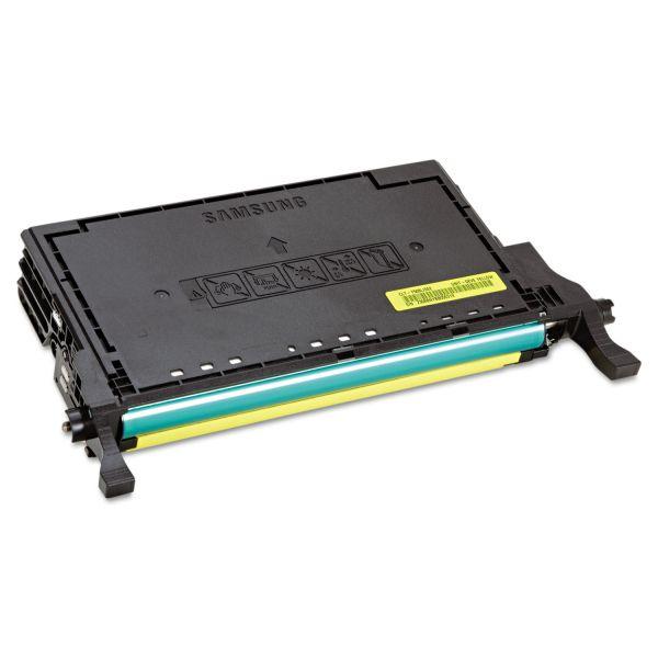 Samsung Y508 Yellow High Yield Toner Cartridge