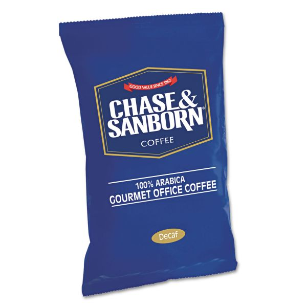 Chase & Sanborn Gourmet Coffee Fraction Packets