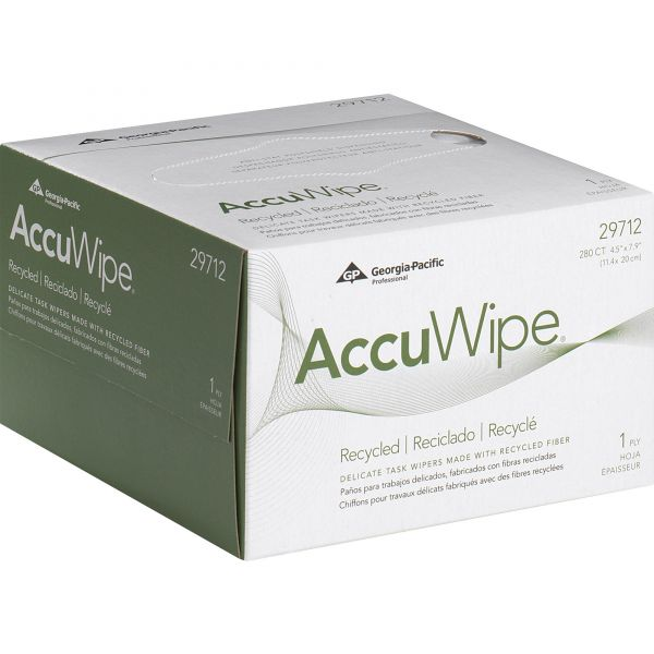 AccuWipe Delicate Task Wipers