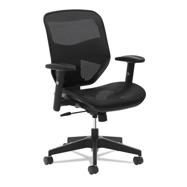 basyx VL534 Mesh High-Back Task Chair