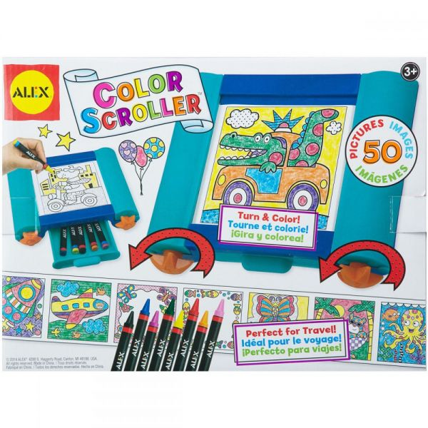 Color Scroller