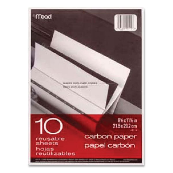 Mead Reusable Carbon Paper