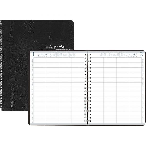 House of Doolittle 4-Person Daily Appointment Book