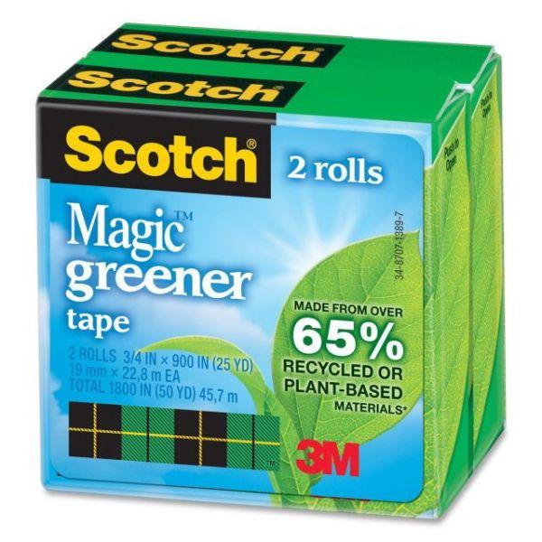 Scotch Magic Greener Invisible Tape Refills