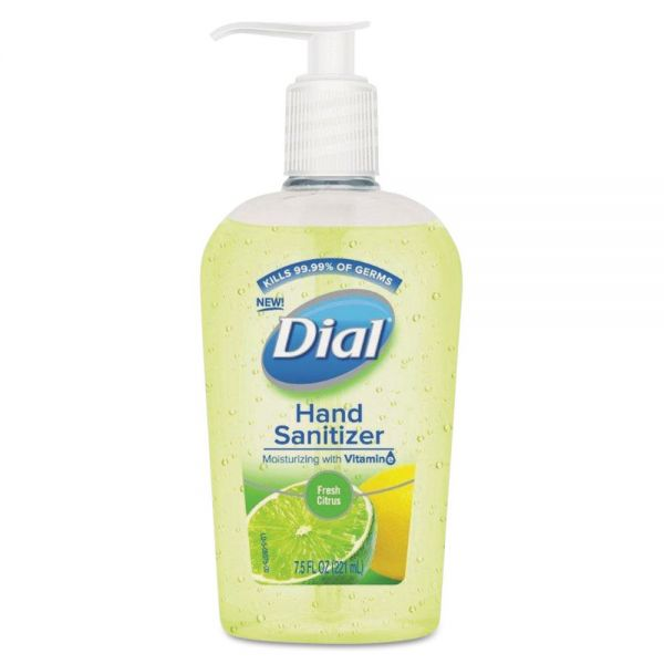 Dial Scented Antibacterial Hand Sanitizer