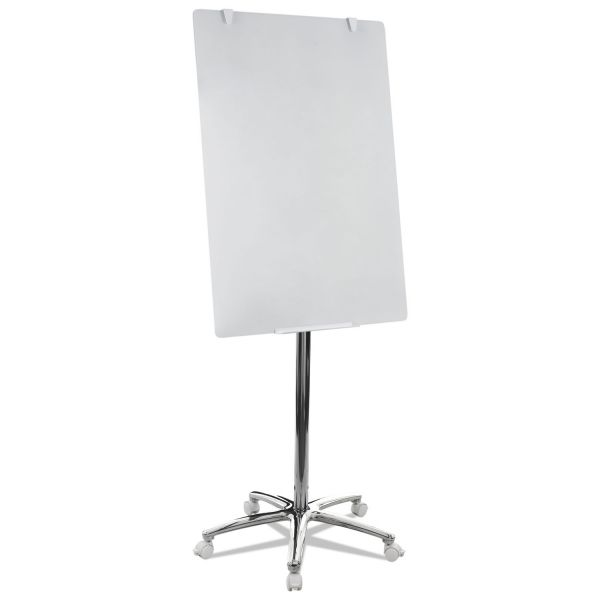 MasterVision Super Value Glass Dry Erase Easel