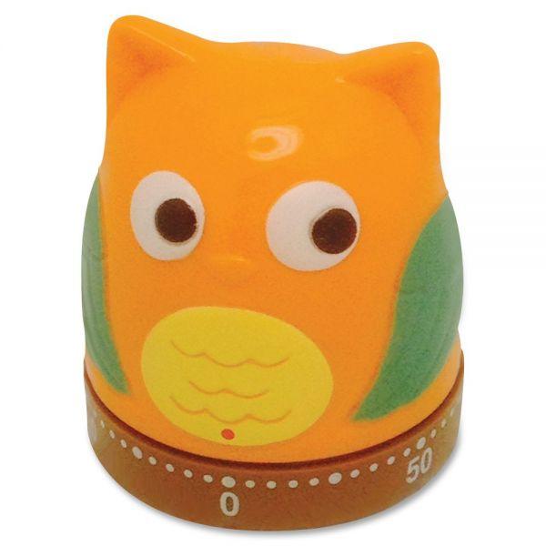Ashley Owl-shaped Timer