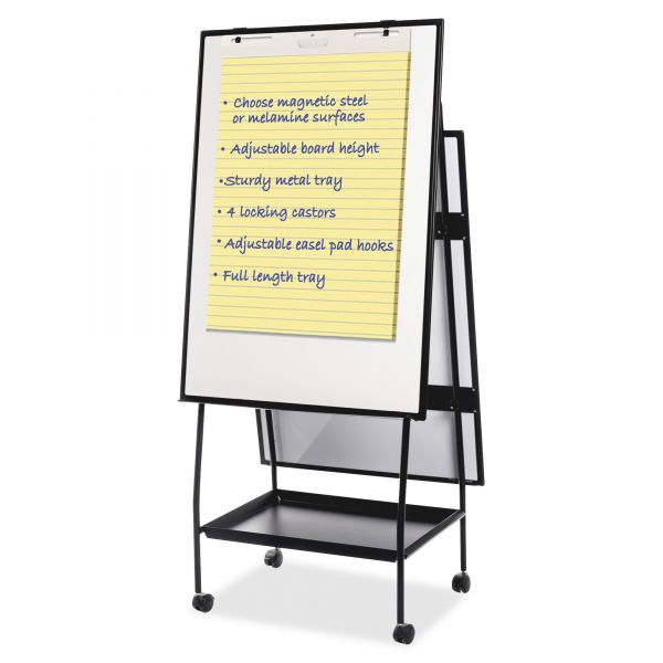 MasterVision Creation Station Magnetic Dry Erase Board