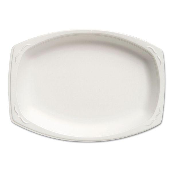 Genpak Celebrity Foam Platters