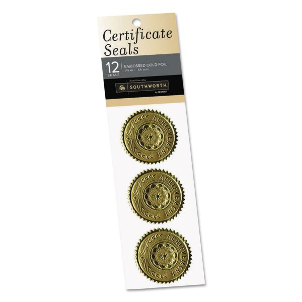 Southworth S2 Embossed Certificate Seals