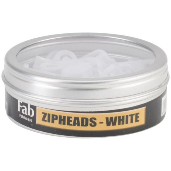 Zip Heads 35/Pkg