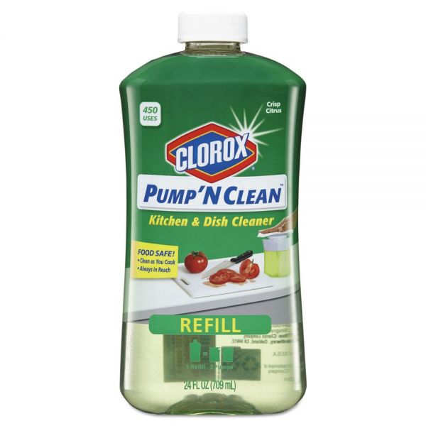 Clorox Pump 'N Clean Kitchen Cleaner