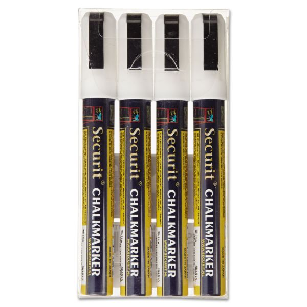 deflecto Liquid Chalk Markers