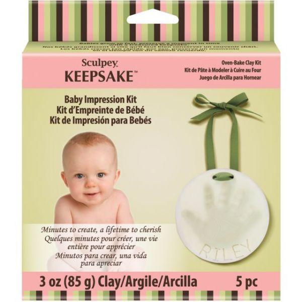 Sculpey Keepsake Kit