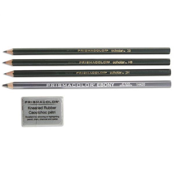 Prismacolor Scholar Graphite Pencil Set