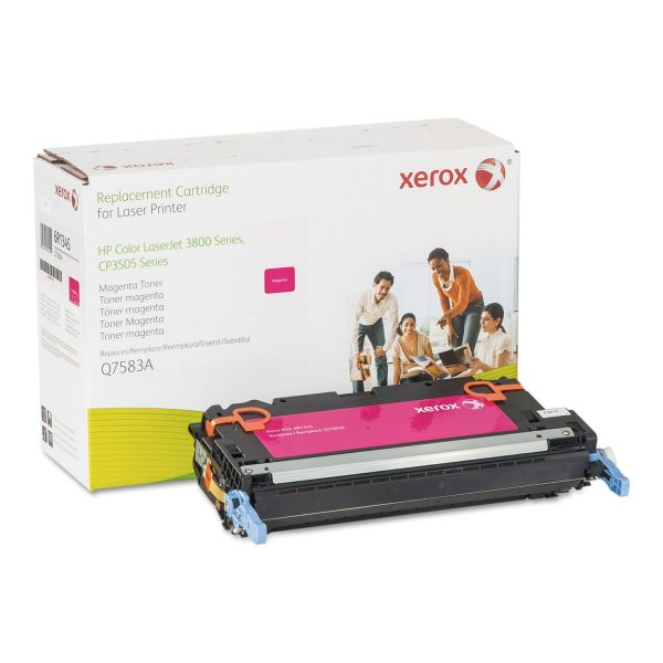 Xerox Remanufactured HP Q7583A Magenta Toner Cartridge